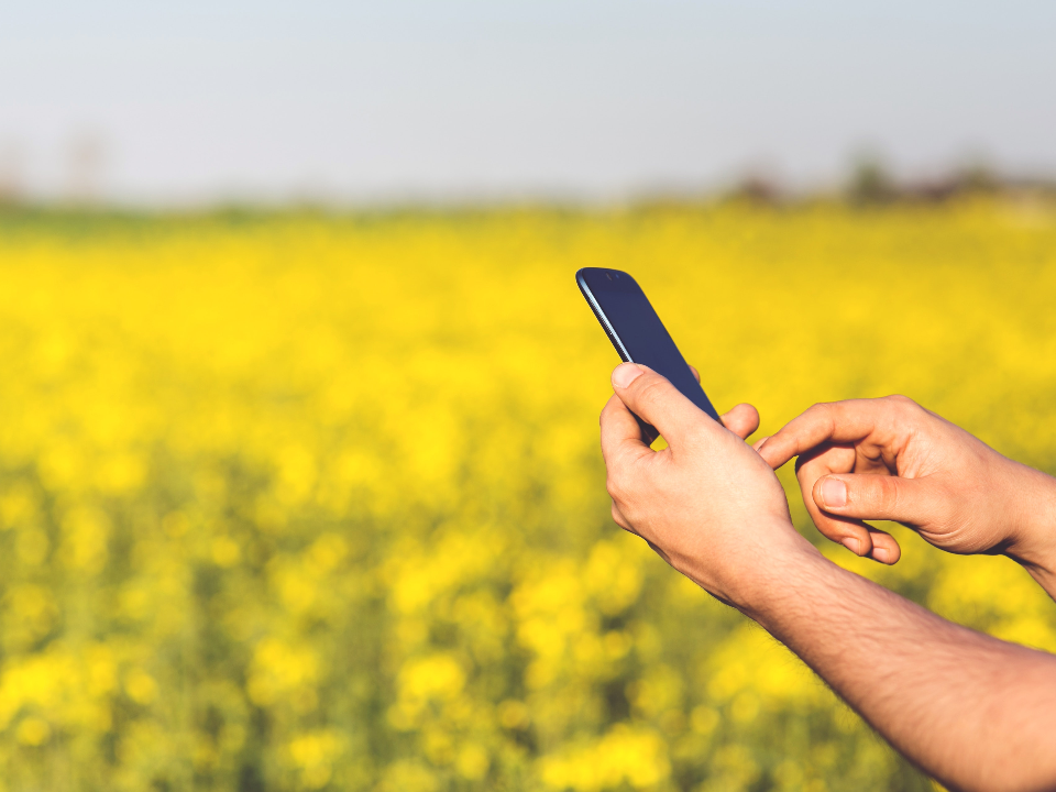 【農業觀測站】智慧農業的三大趨勢